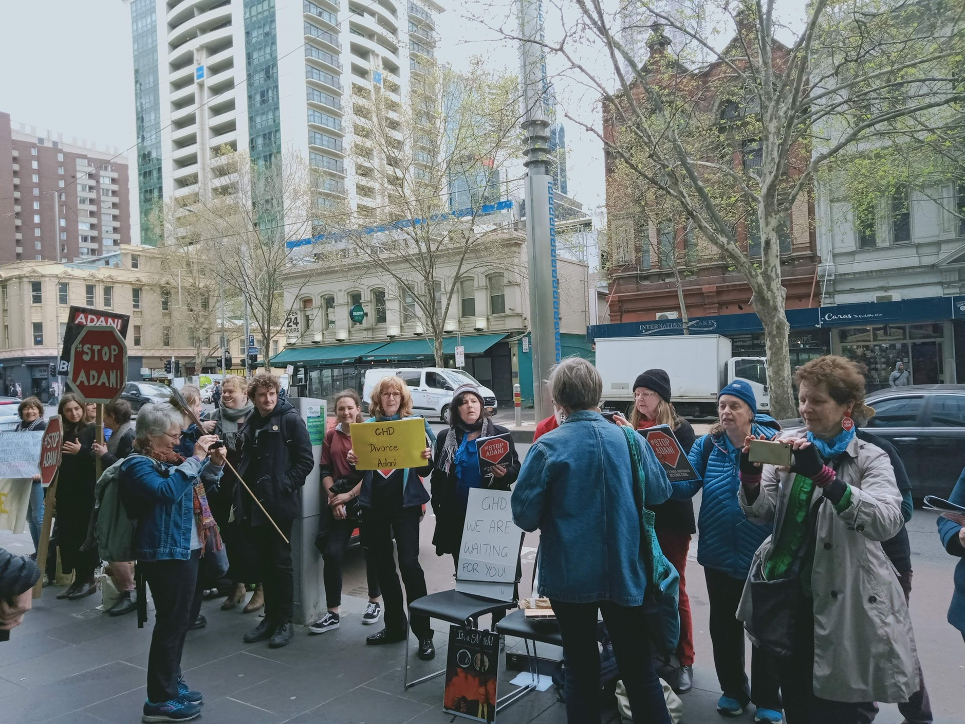 Sustainable Cities Friends of the Earth Melbourne Stop Adani GHD