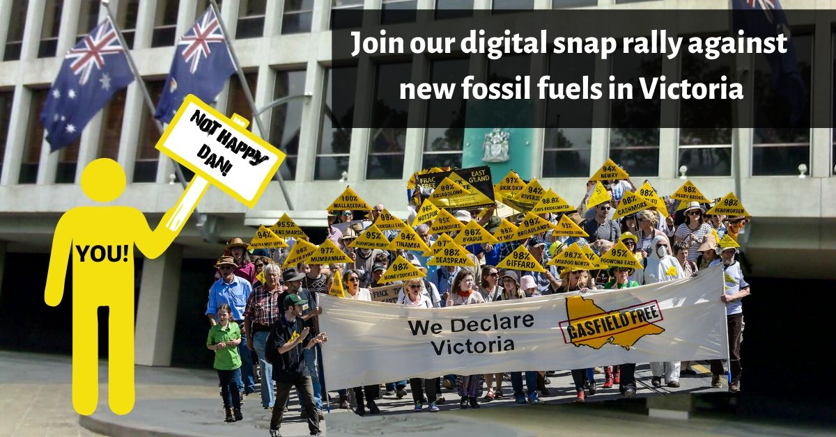Join us for a digital snap rally