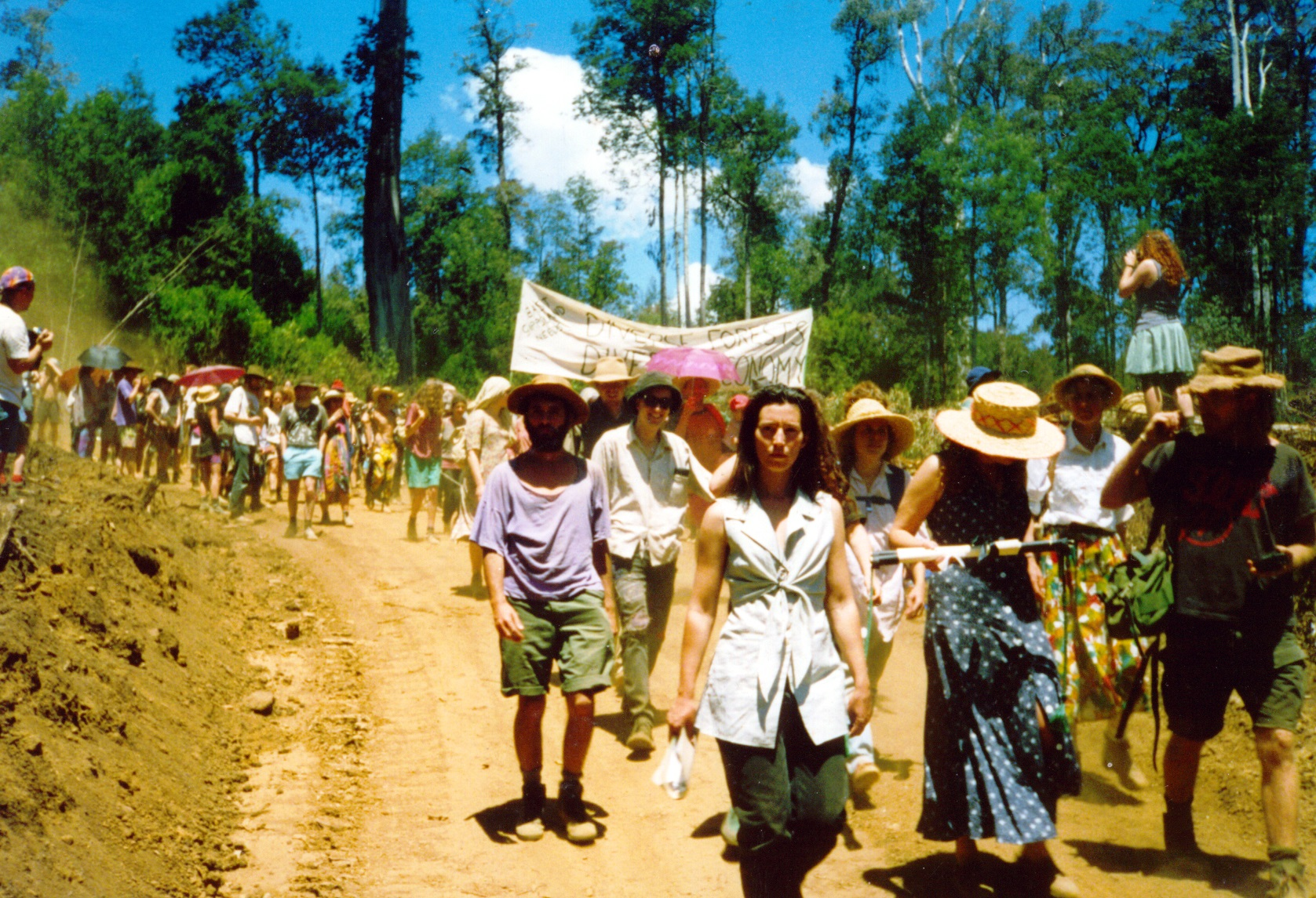 Forest march