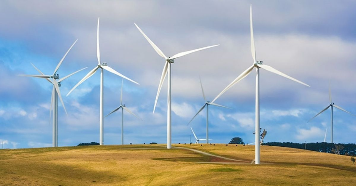 Wind Farm Image source: RenewEconomy (12 August 2019)