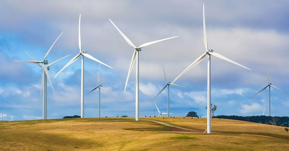 Wind Farm Image source: RenewEconomy (12 August 2019)
