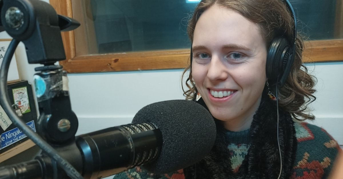 Anna Langford on 3CR - Dirt Radio