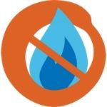 FoE Anti-gas logo