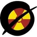 FoE Nuclear Free logo
