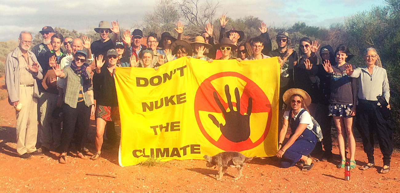 For more than 20 year Friends of the Earth has organised the 'Radioactive Exposure Tour', a journey through Australia's nuclear landscape.