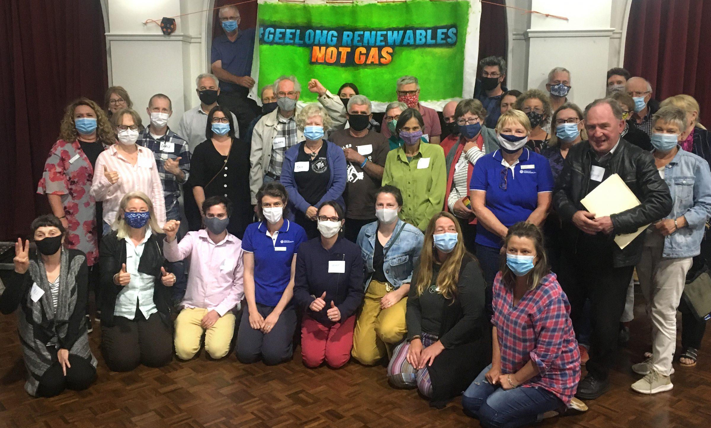Geelong sustainability