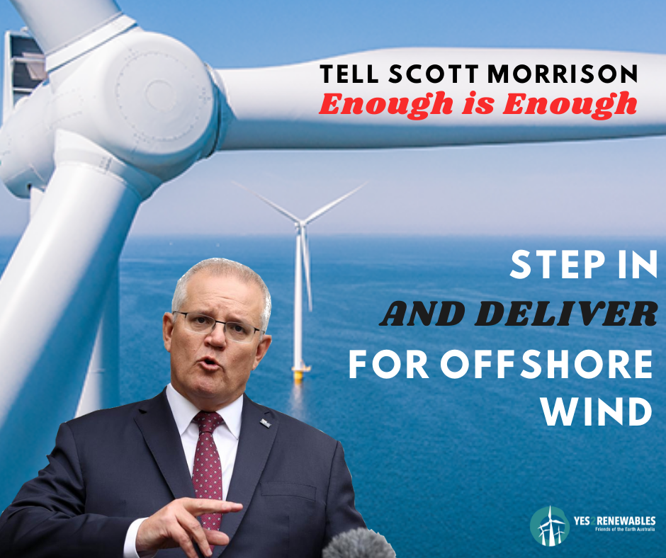 FoE Melb offshore wind PM petition