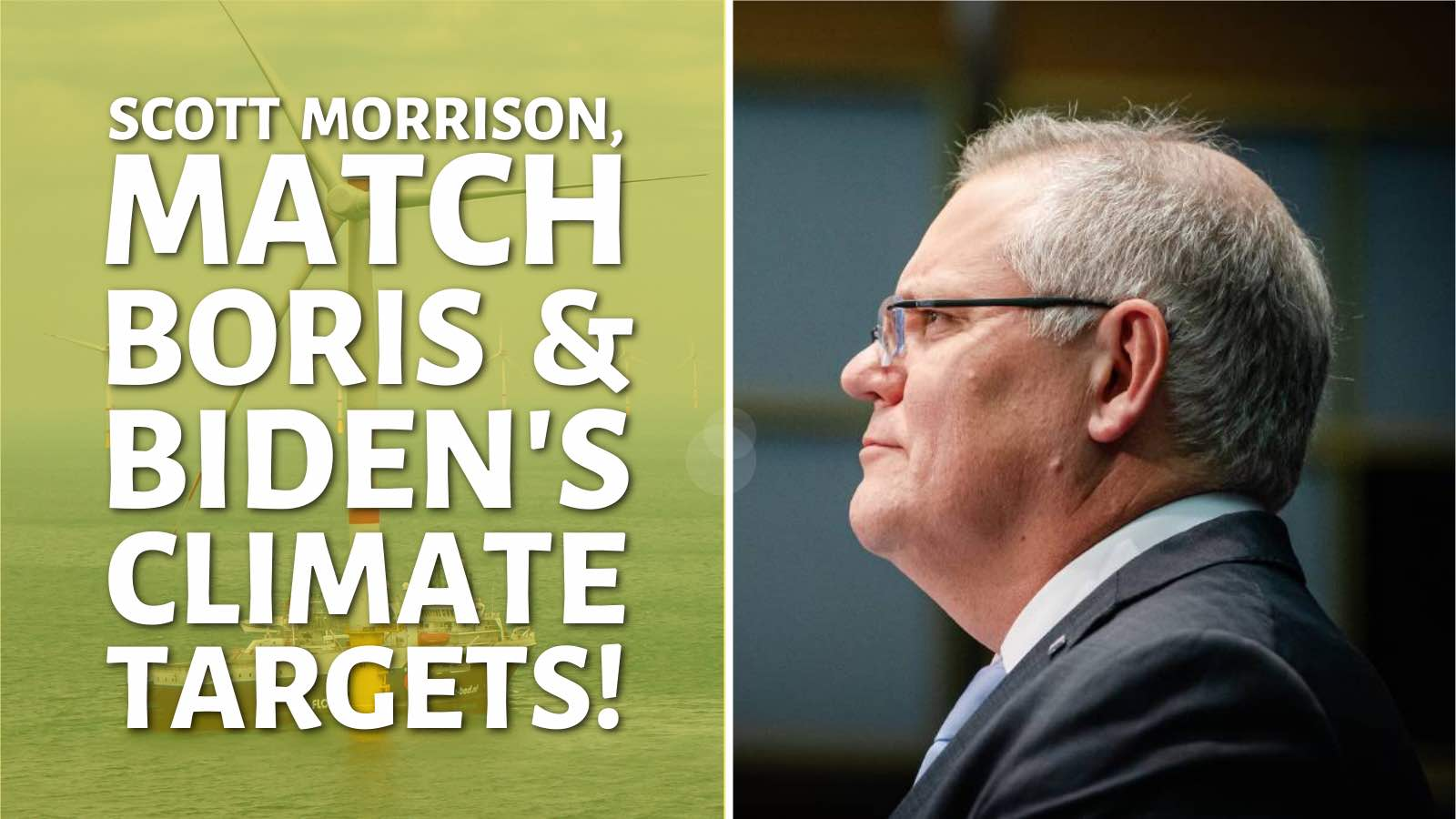 FoE Melb Act on climate targets