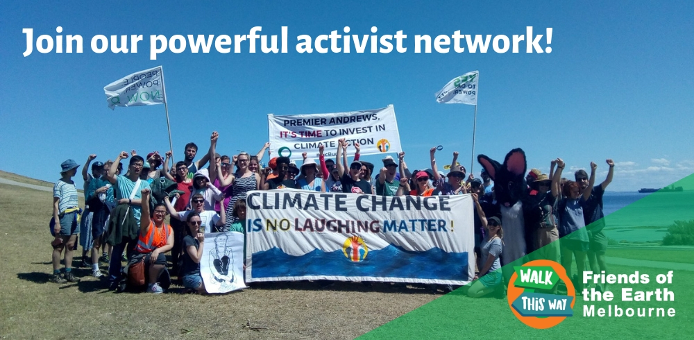 Join our powerful activist network