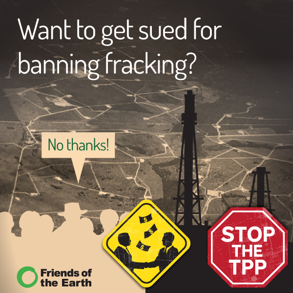 Frack the TPP - Release the Text