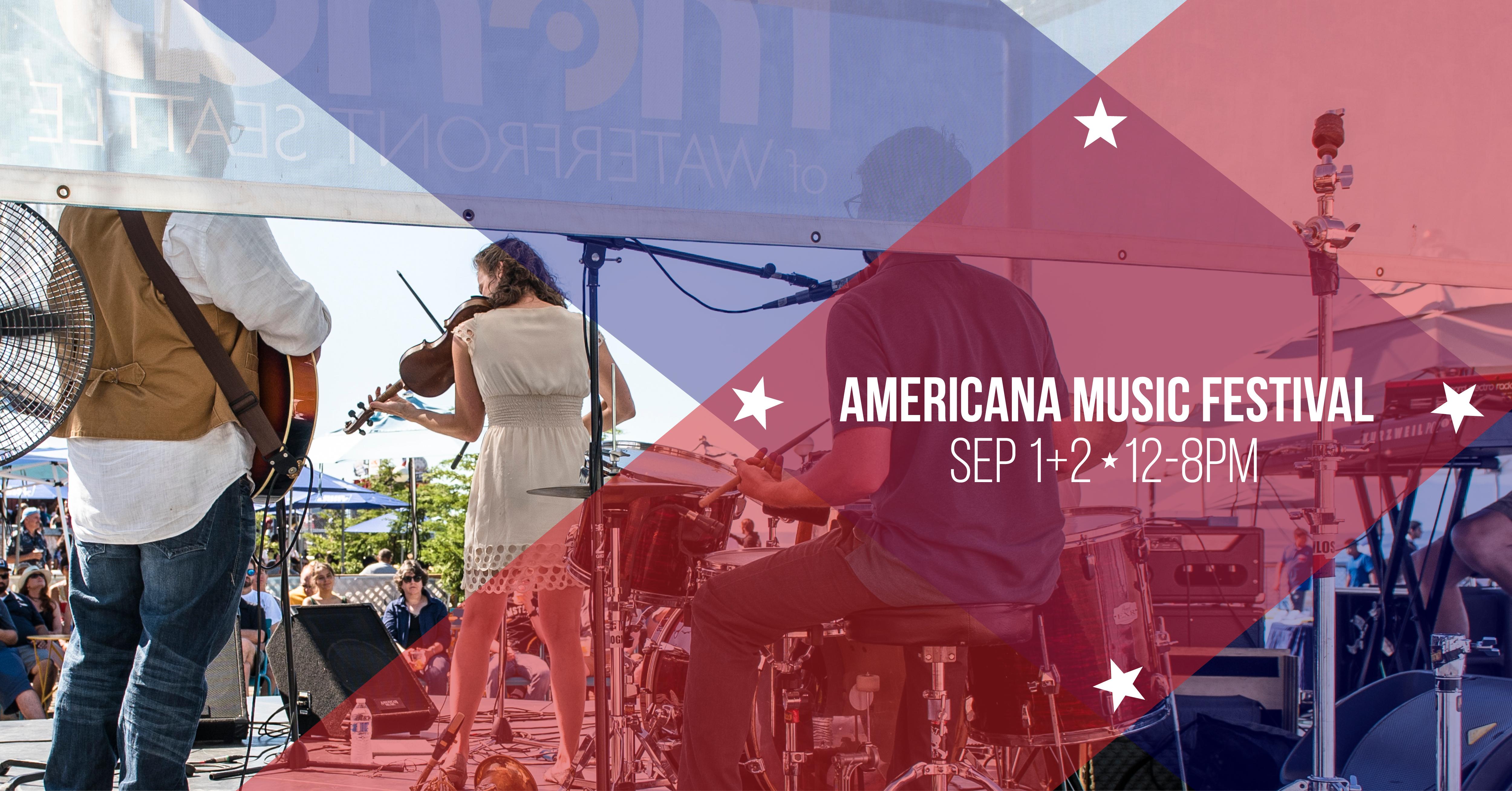 Americana Festival - Friends of Waterfront Seattle