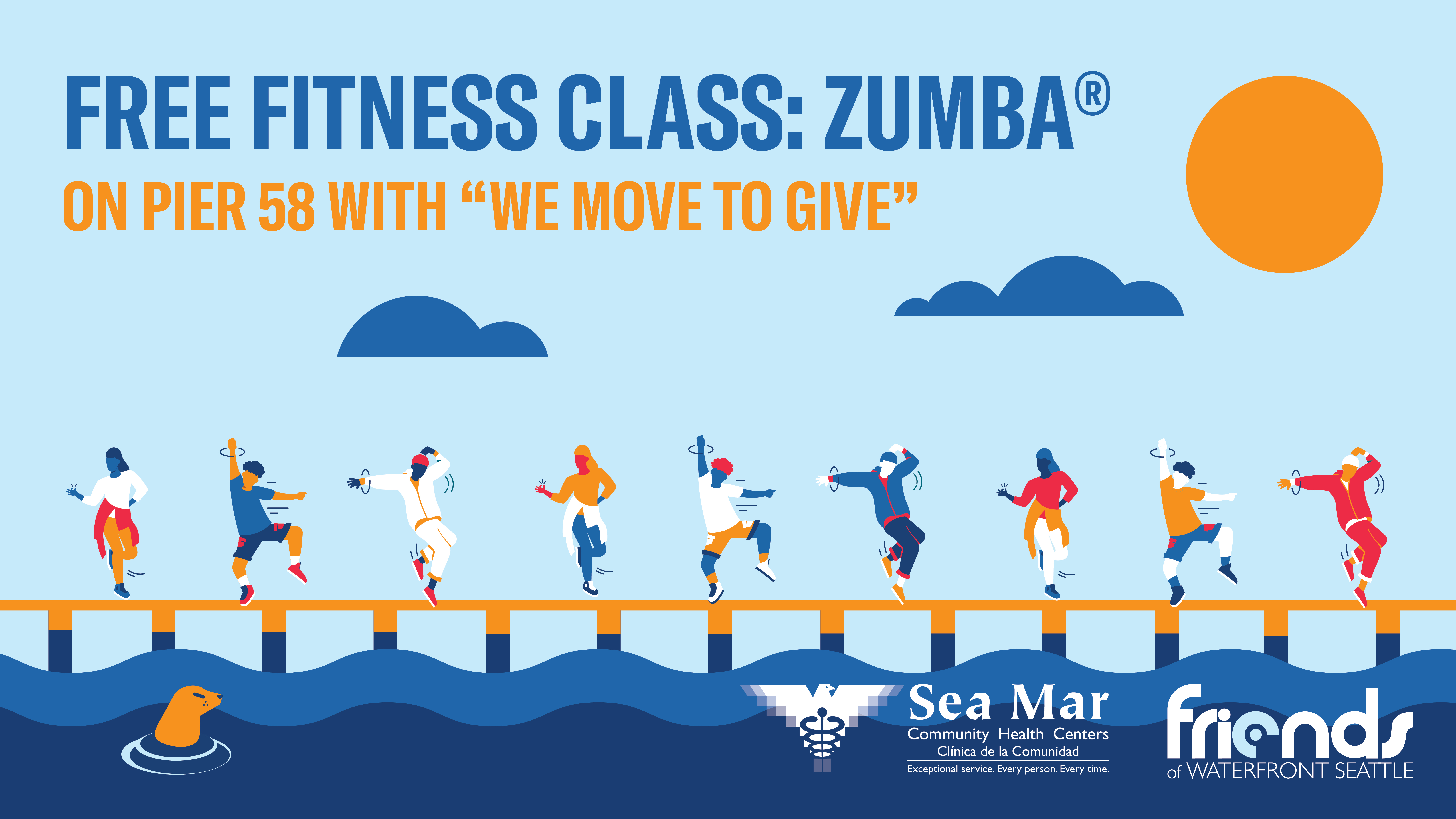 We Move to Give Zumba®