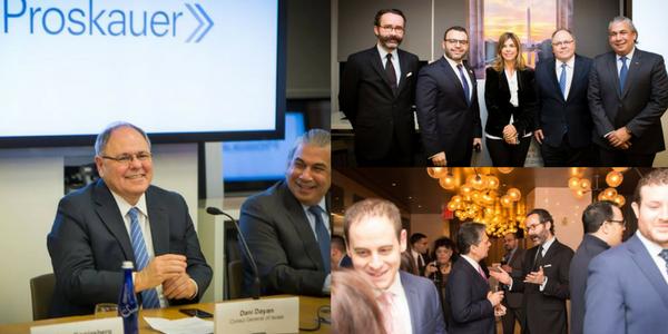 Hispanic Bar Association Teams Up with Consul General Dani Dayan