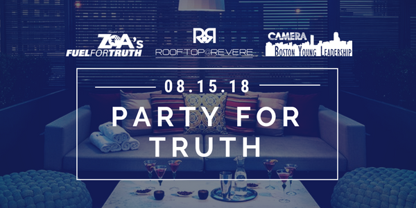 Boston Party For Truth Promo