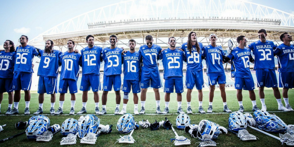 Israel National Lacrosse Team