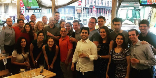 FFT NYC Happy Hour