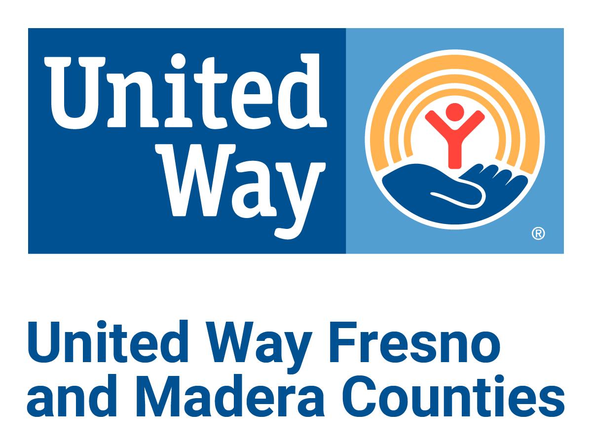 United Way of Fresno and Madera Counties logo