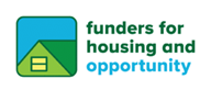 Funders for Housing and Opportunity logo