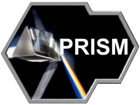 The logo of the PRISM program