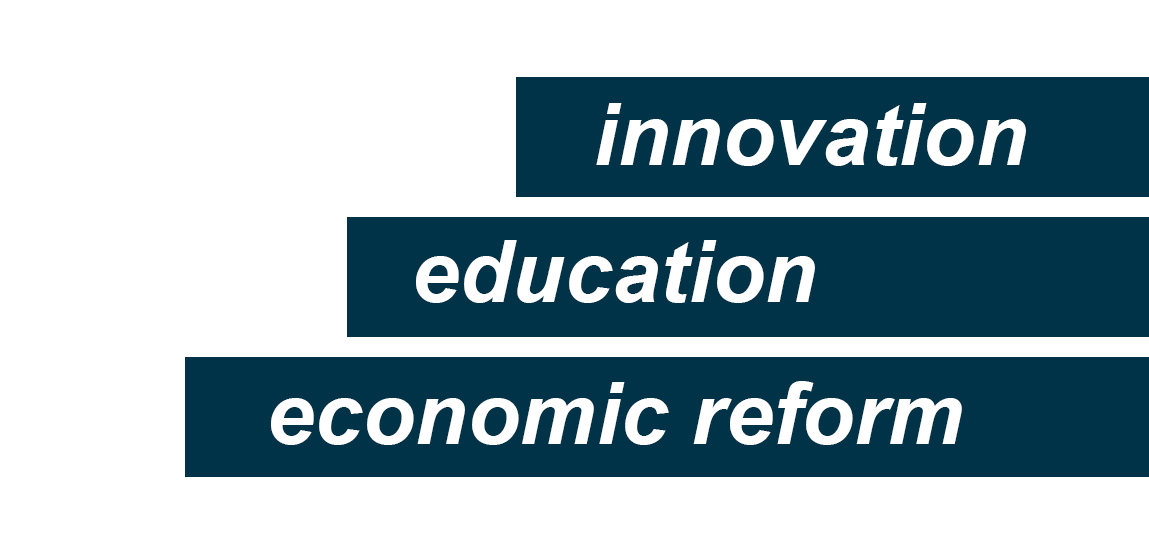 Education, Innovation, Economic Reform