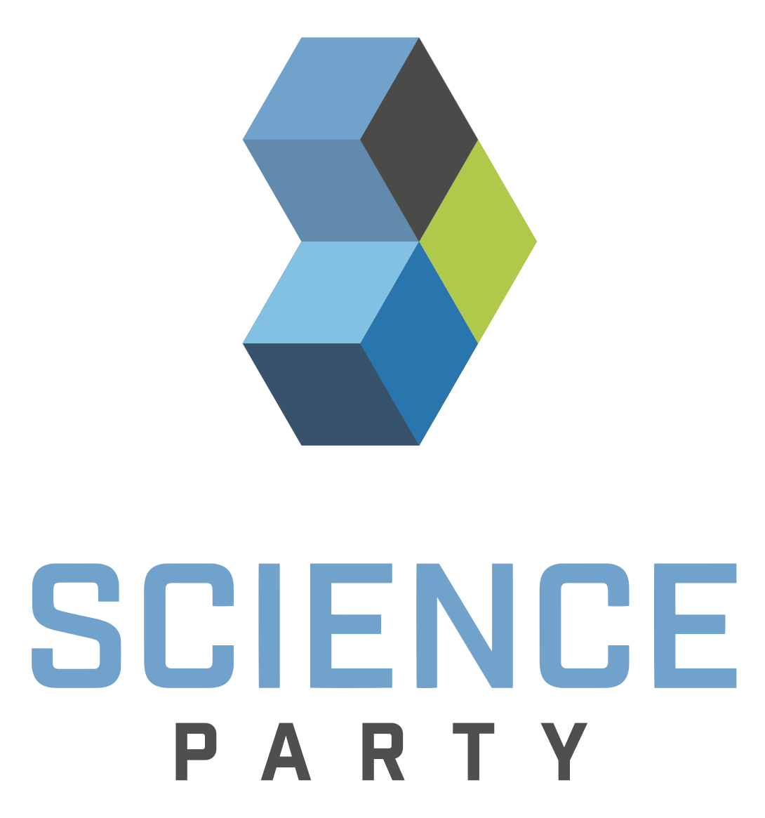 Science Party logo