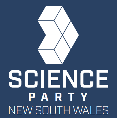 Science Party NSW logo