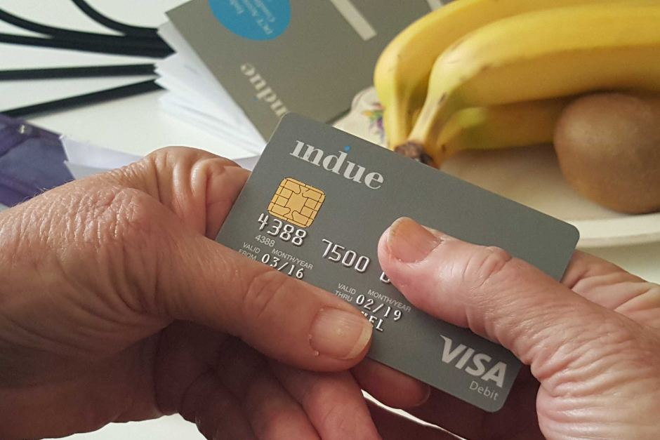 The new Australian government cashless welfare card.
