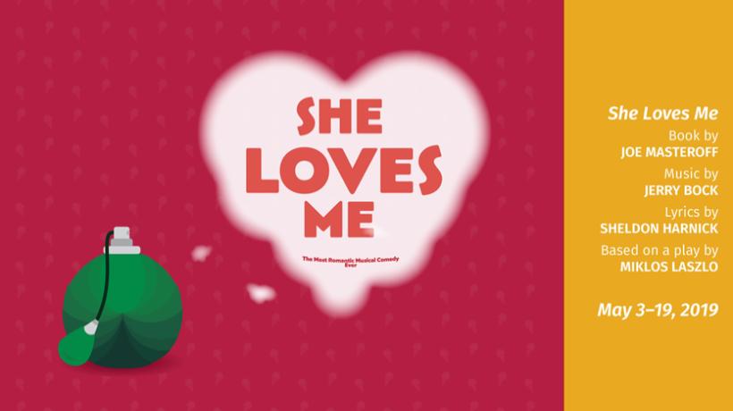 OUTING: She Loves Me - GAAMC