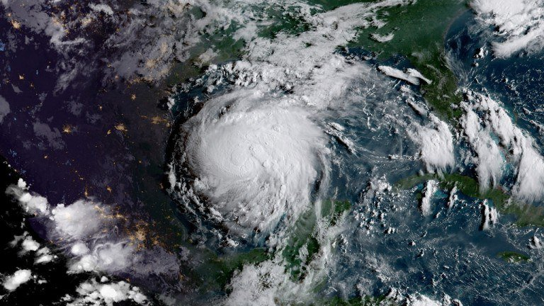 Hurricane Harvey - NOAA/NASA