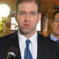 Mayor Ganim Only Big City Mayor Seeking Democratic Nomination As Bronin Drops Out