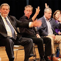 The Mayor's Leadership Is Praised Following New Haven Candidate Forum
