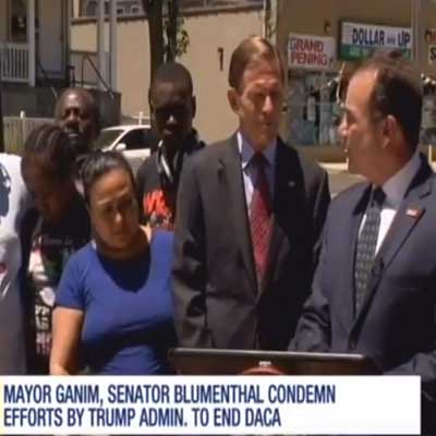 Ganim: Trump As Immoral A President We Have Seen In This Country