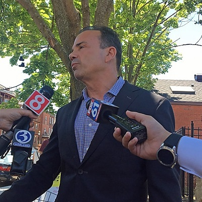 Ganim Calls For Voluntary Financial Disclosure, Lamont Camp Calls It A Distraction