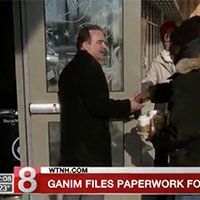Ganim files paperwork, officially launches run for governor
