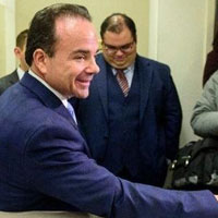 New York Times Article: ...Ganim Now Eyes Governor's Mansion