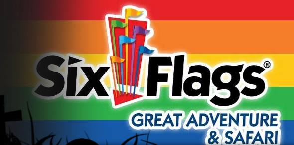 Six Flags Equality Day