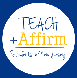 Teach and Affirm Logo