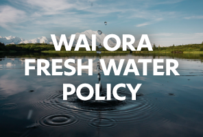 Wai Ora Fresh Water Policy