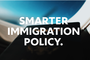 TOP 10 - SMARTER IMMIGRATION POLICY