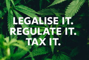 TOP 04 - LEGALISE IT. REGULATE IT. TAX IT.