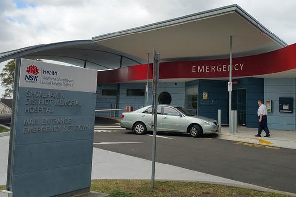 Upgrade of Shoalhaven Hospital