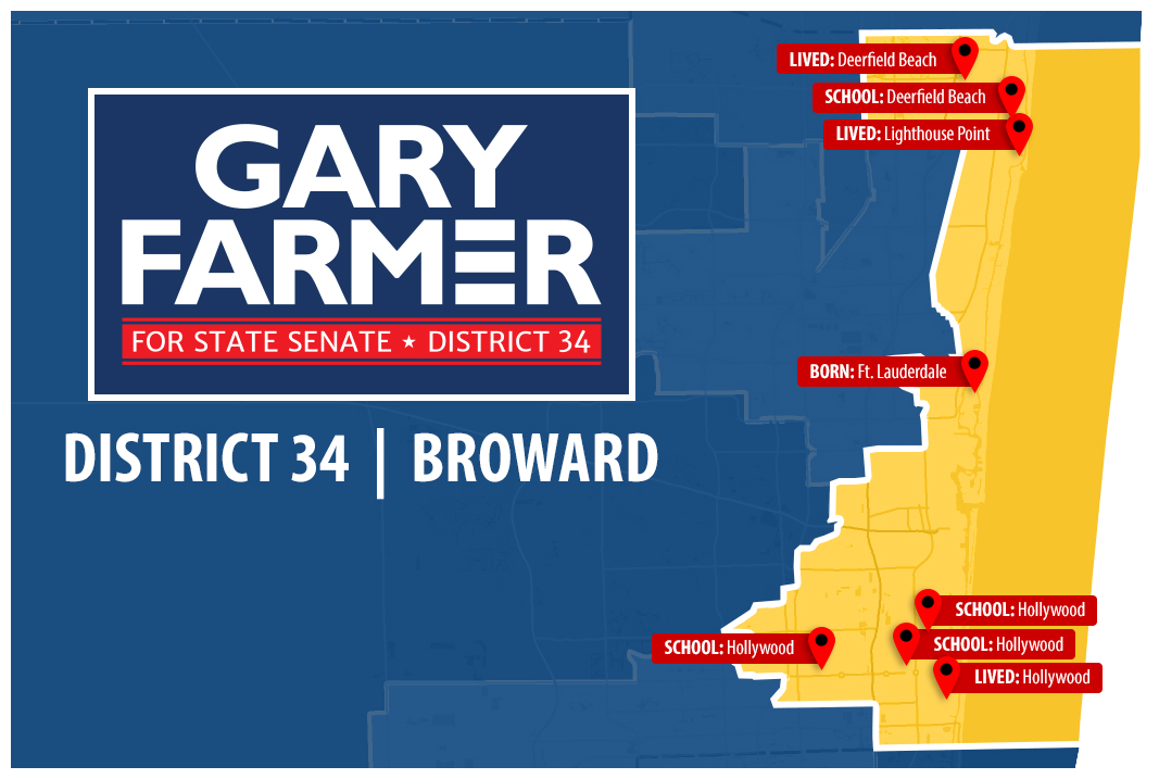 District 34 - Gary Farmer