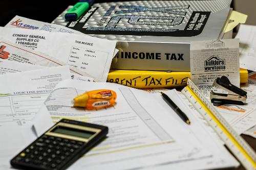 The Tax Code Does All the Wrong Things