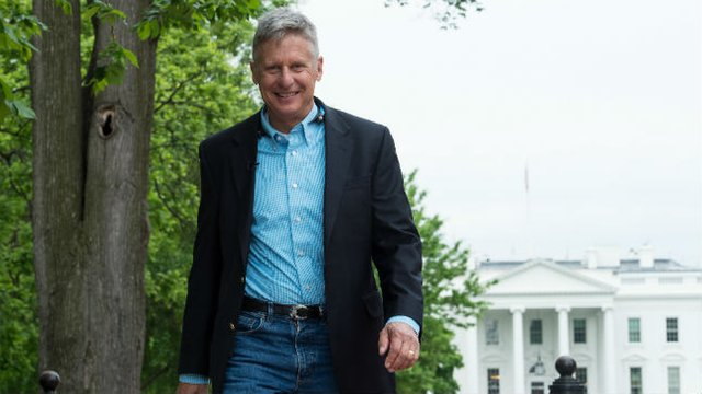 Poll finds Libertarian Senate candidate running ahead of GOP in New Mexico