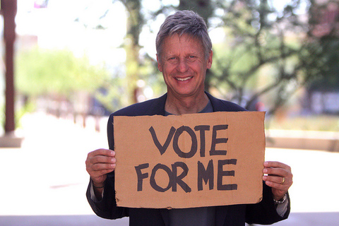 Gary Johnson: A Chance for Change