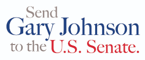 Gary Johnson for US Senate