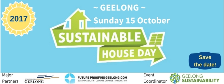 Sustainable House Day Geelong Sustainability