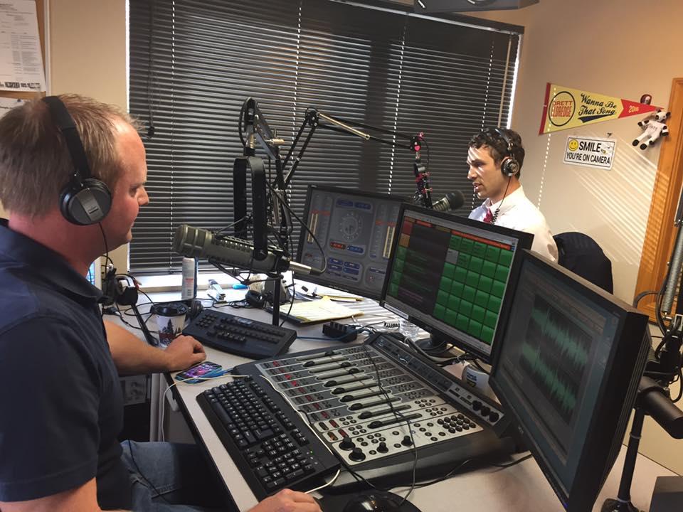 Jonathan Gelbart at Jeff Oravits Show, Flagstaff