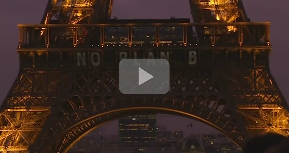 Video: Paris Agreement comes into force