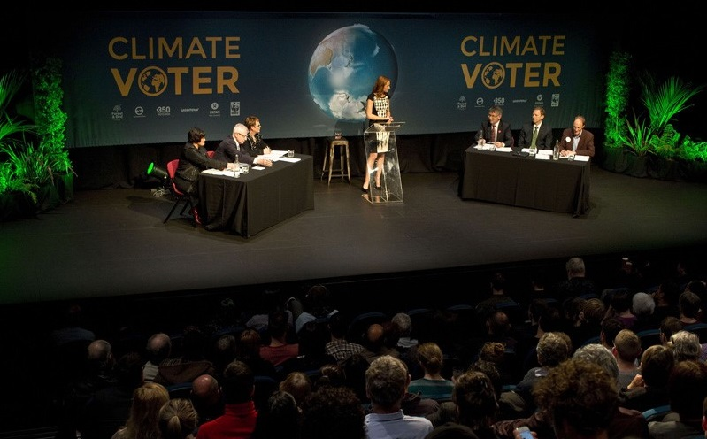 Climate Voter Great Debate
